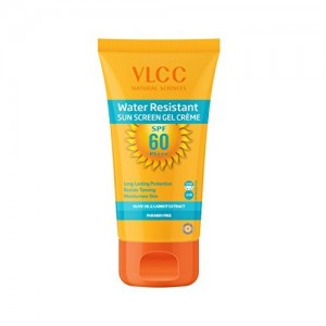 VLCC Water Resistant SPF60 Sunscreen Gel Creme, 100g