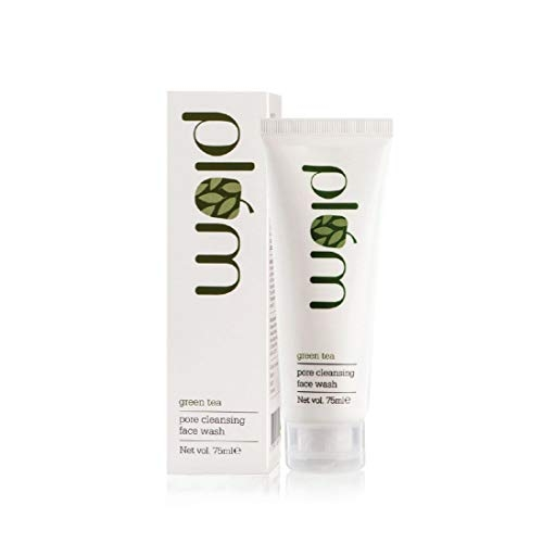 Plum Green Tea Pore Cleansing Face Wash, 75ml