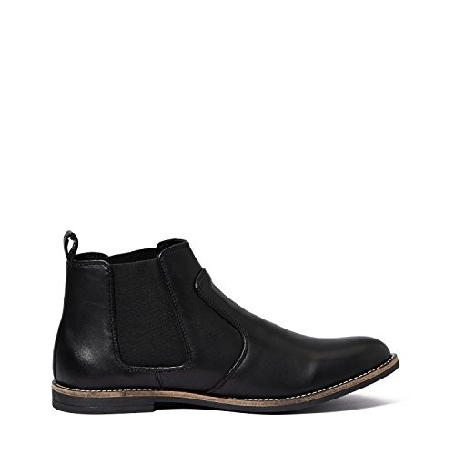 41a3ac1843a66 Buy Amazon Brand - Symbol Men's Casual Chelsea boots online ...