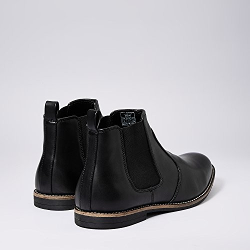 Amazon Brand - Symbol Men's Casual Chelsea boots