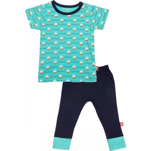 b43cdc270f8c Buy Nino Bambino Boys Casual Top Pant online