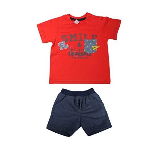 ffee72ffd Buy Zero Baby Tshirt Shorts Clothing Set, Size 6-12 Months online ...
