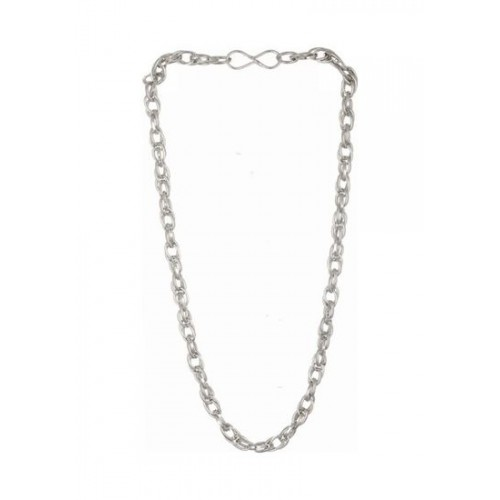 1d5ee80a982e3 Buy Men Style Mens Fashion 6mm Thick and 440 Long Silver Stainless ...