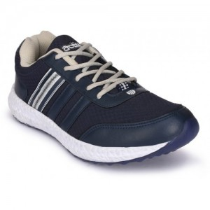 Action Shoes Navy Sports Shoes