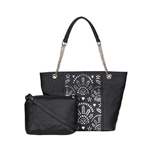 ADISA AD4004 women handbag with sling bag combo