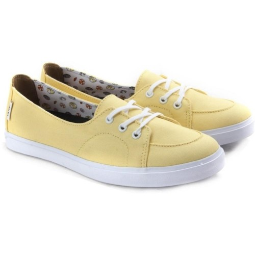d24b27b882 Buy Vans Light Yellow PALISADES SF Loafers Casual Shoes online ...