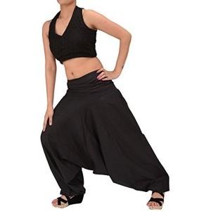SNS Pure Cotton Harem Pant Indian trouser Yoga Pajama