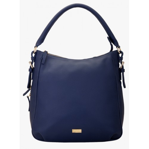 Yelloe Blue (Pu) Handbag