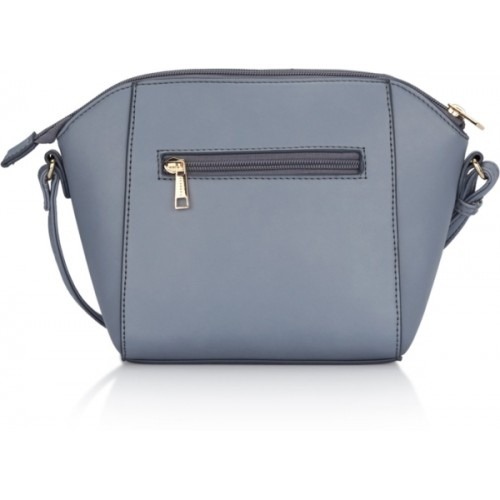 Caprese Women Blue PU Sling Bag