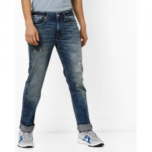 adc965e0 Buy LEVIS 511(TM) Red Tab Slim Fit Jeans online | Looksgud.in