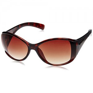 Fastrack Brown Color Oversized Unisex Sunglasses