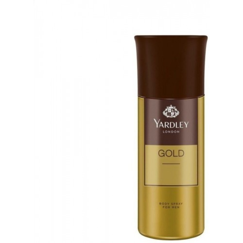 Yardley London Gold Body Spray  -  For Women(150 ml)