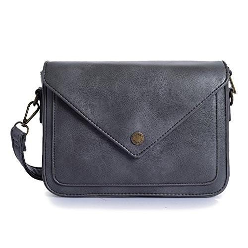 Lino Perros Women's Sling Bag (Grey)