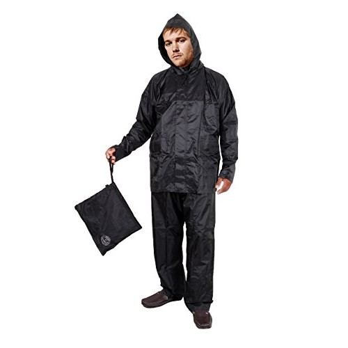 Hindustan Industries Duckback ® Men's Luxury Rain Suit