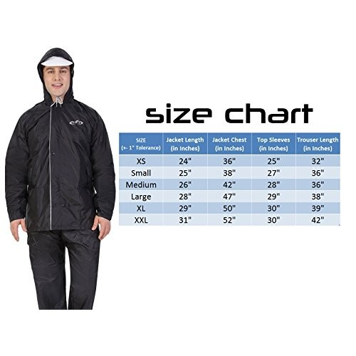 Hi-Life Rain Fighter Men's Rain Coat