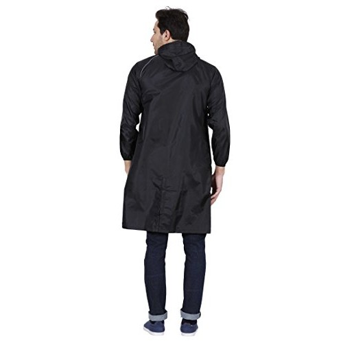 Versalis Men's Polyester Raincoat - Pick & Pack Suit
