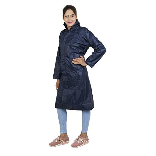 Zacharias Women's Rain Long Coat