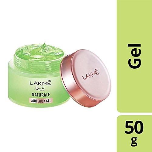 Lakme 9 to 5 Naturale Aloe Aquagel, 50g