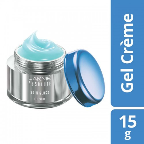 Lakme Absolute Skin Gloss Gel Creme, 15g