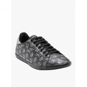 Franco Leone Black Sneakers