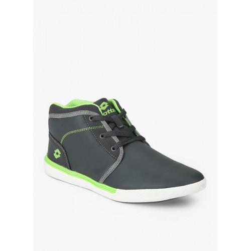 Lotto Sum Hi Grey Sneakers