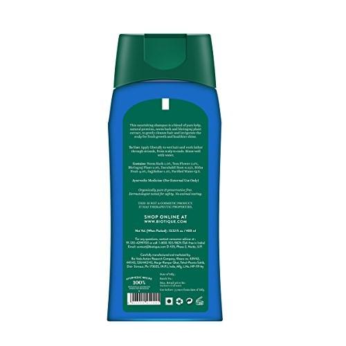 Biotique Bio Kelp Fresh Growth Protein Shampoo, 400ml