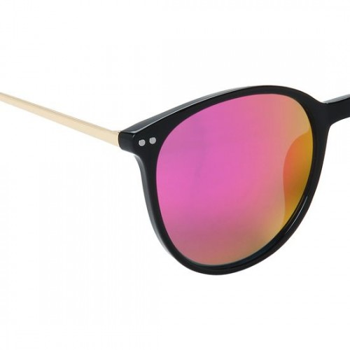 fcafec503480 Buy Thingalicious Hot Pink Reflector Sunglasses online