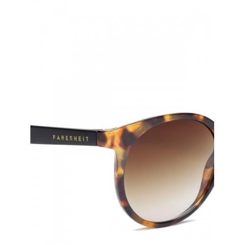 a51ed890547 Buy Farenheit Women Round Sunglasses SOC-FA-1363-C2 online