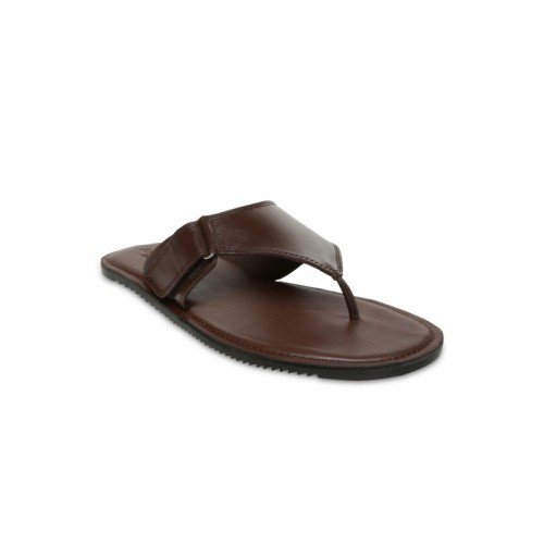 05f5519ebdcfe Buy Amster Men Brown Genuine Leather Sandals online