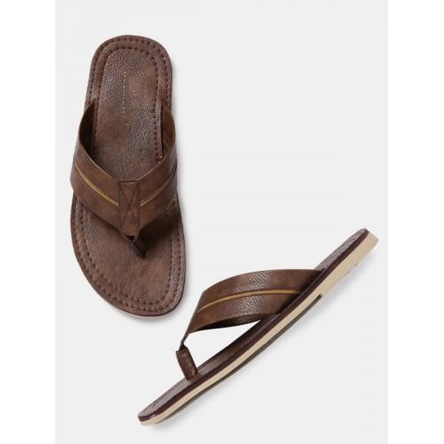 ddce1e14f Roadster Men Brown Comfort Sandals  Roadster Men Brown Comfort Sandals ...