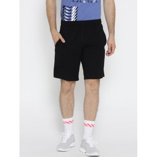 6f9b347e1a2 Buy Reebok Men Black EL Jersey Training Shorts online