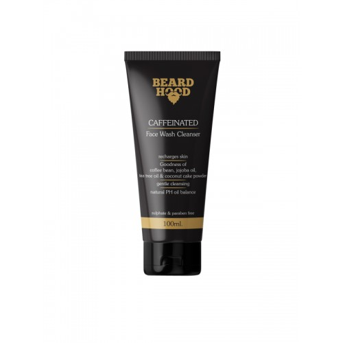 Beardhood Unisex Caffeine Face Wash Cleanser