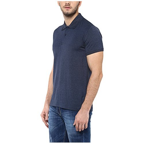 AMERICAN CREW Men's Cotton Poly Blend Polo