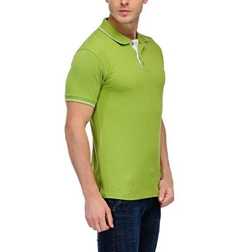 Scott Men's Premium Organic Cotton Polo T-Shirt
