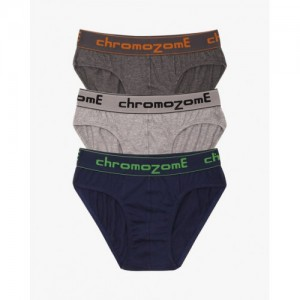 CHROMOZOME Pack of 3 Briefs