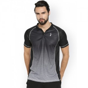 Campus Sutra Men's Sport Jersey T-shirt