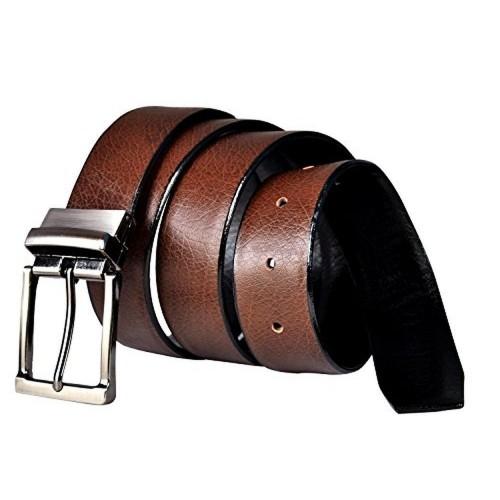 Saugat Traders Reversible Formal Belt For Men