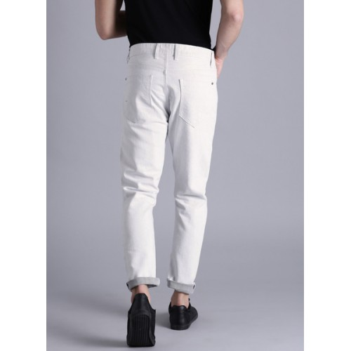 Kook N Keech Grey Mid Rise Regular Fit Jeans
