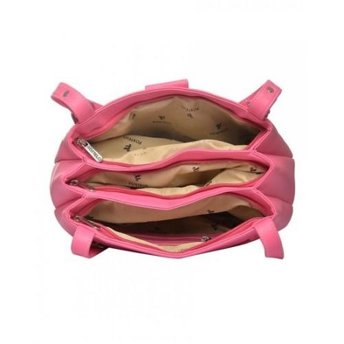 c60eb7fe66874 Buy Fostelo Women's Emily Shoulder Bag Pink online | Looksgud.in
