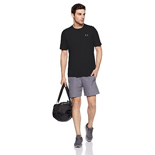 Under Armour Men's Plain Regular Fit T-Shirt