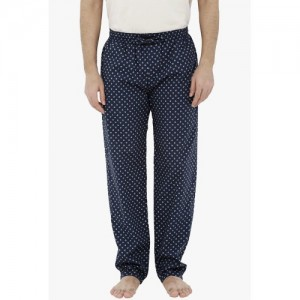 London Bee London Bee Navy Cotton Pyjamas