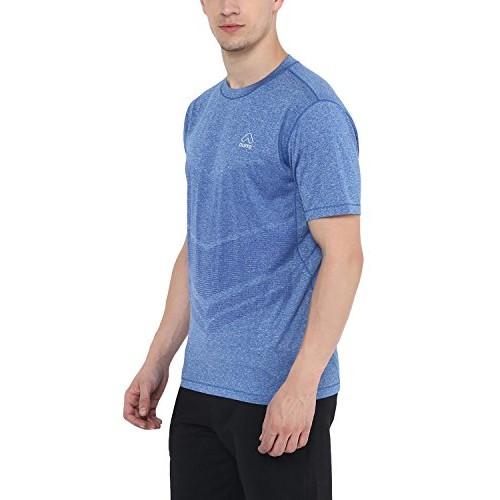 Aurro Sports Men's Polyester T Shirt