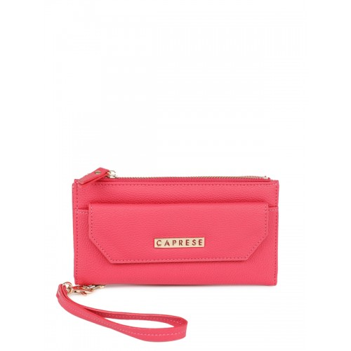 Caprese Mia Women's Wallet (Pink)