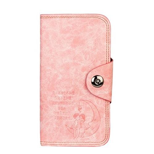 Louise Belgium Baby Pink Women's Wallet