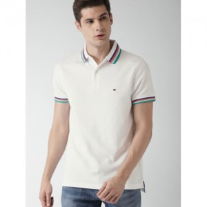 f877a4d3b621 Buy latest Men s Polo T-shirts from Tommy Hilfiger online in India ...