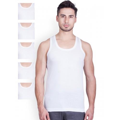 940d5e0fd8b2 Buy Lux Cozi Pack of 6 Innerwear Vests COZI_GLO_WH_90 online ...