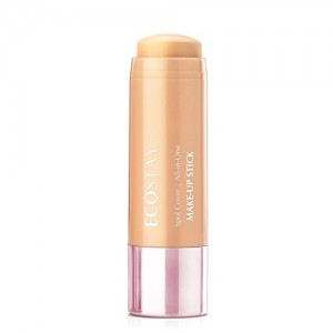 Lotus Makeup Ecostay Spot Cover All in One Make Up Stick SPF20, Rich Shell, 6.5g