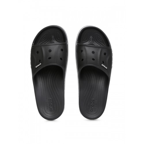 02a596148421 Crocs Bayaband Black Casual Sandals  Crocs Bayaband Black Casual Sandals ...