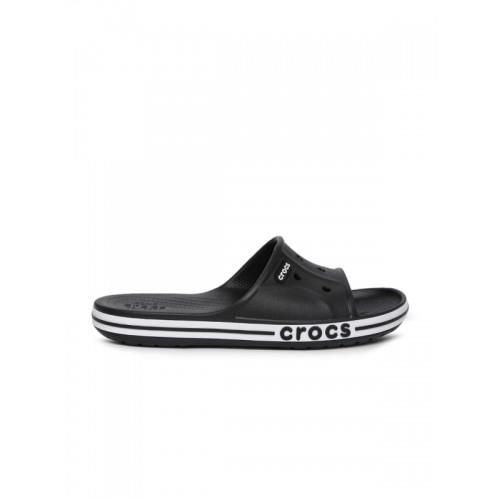 bde1d51d424 Buy Crocs Bayaband Black Casual Sandals online