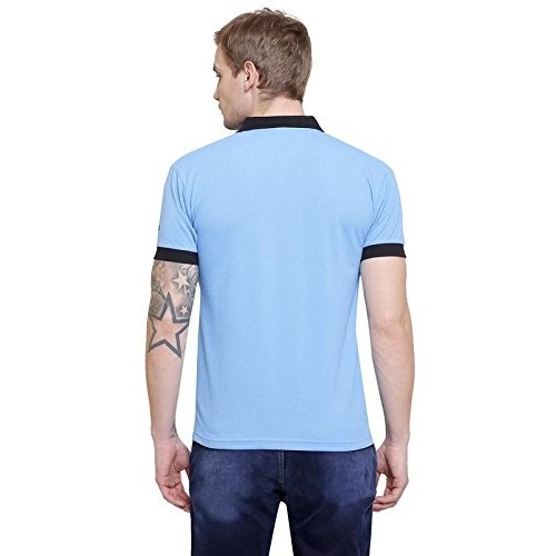 Sassie Men's polo Collar T-Shirt